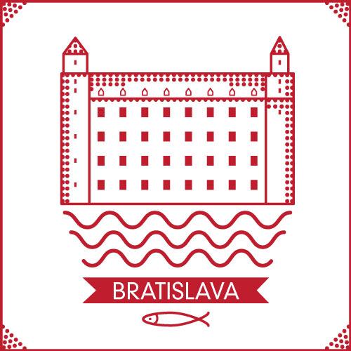 logo Bratislava design Amorandi